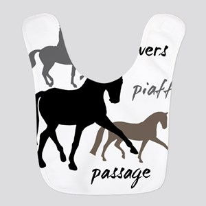 Dressage Movements Trio Bib